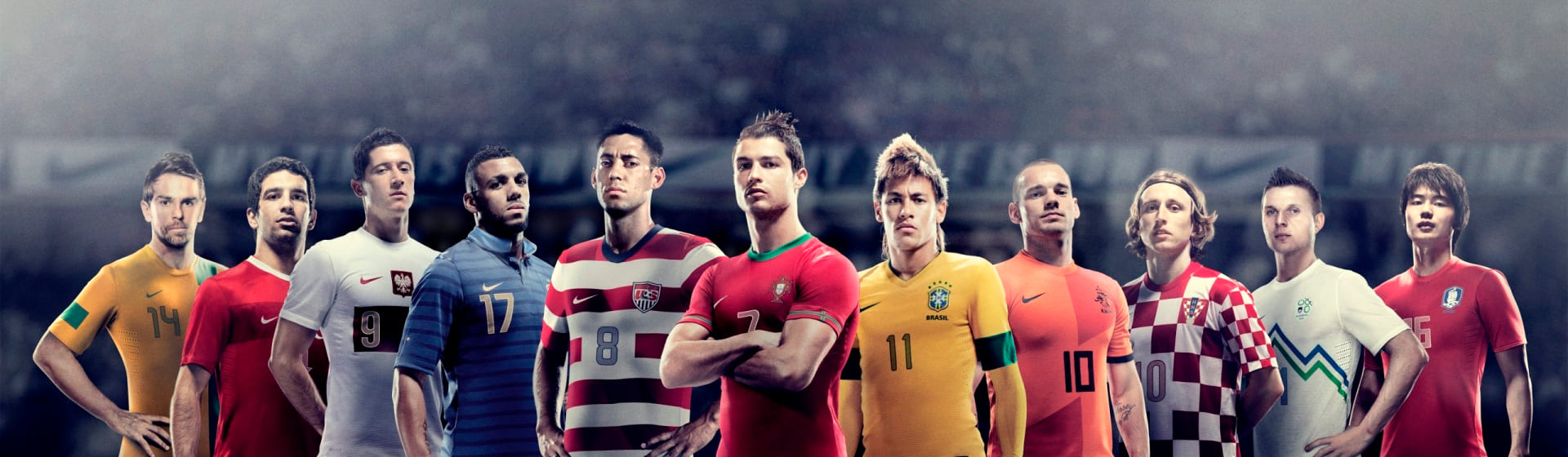 Футбольные игроки