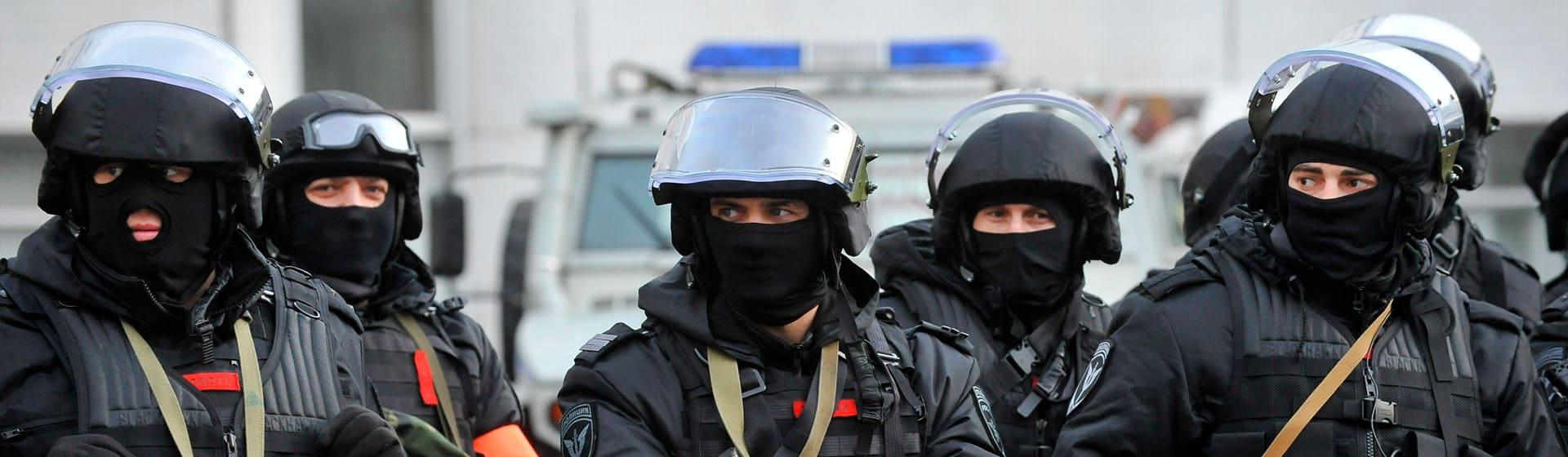ФСБ - Мерч и одежда с атрибутикой