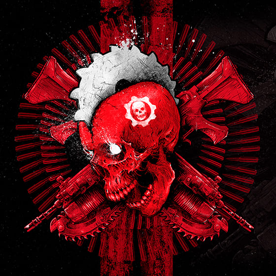 Скатерти Gears of War