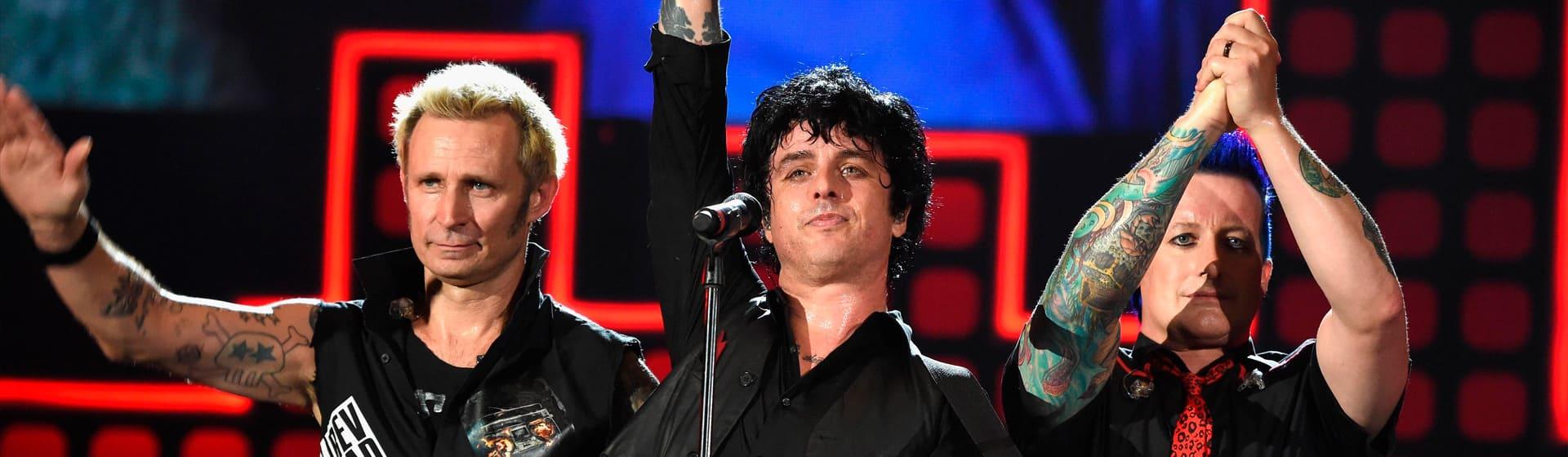 Green Day - Мужские футболки