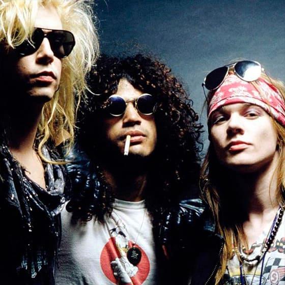 Костюмы Guns-N-Roses