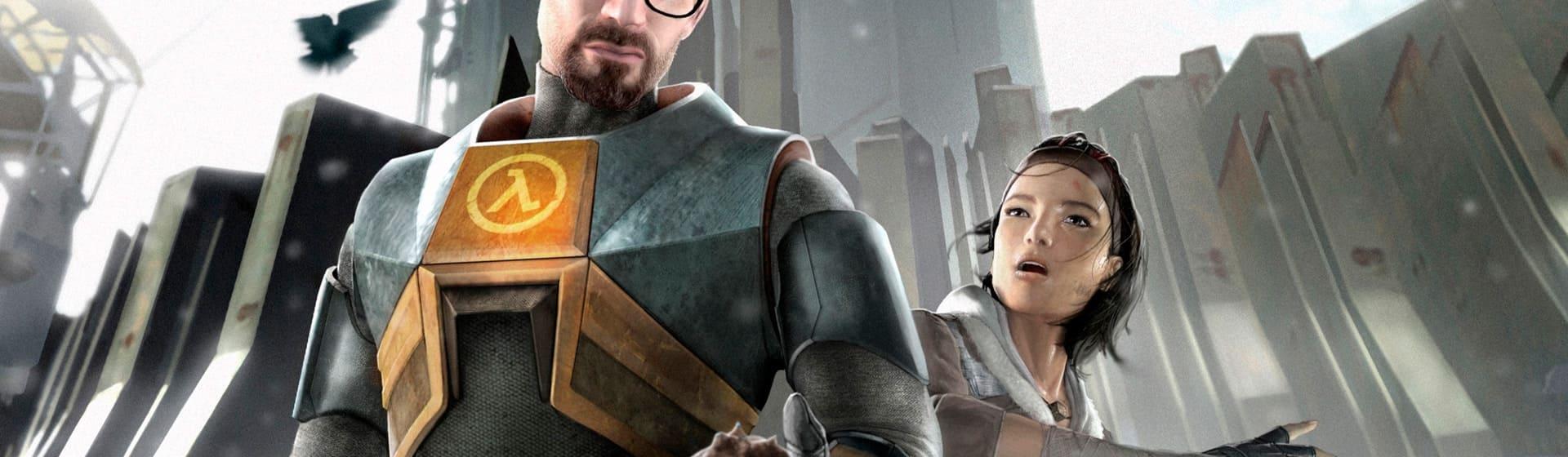 Half-Life - Мерч и одежда с атрибутикой