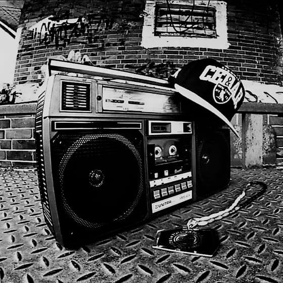 Хип-хоп кухонные скатерти