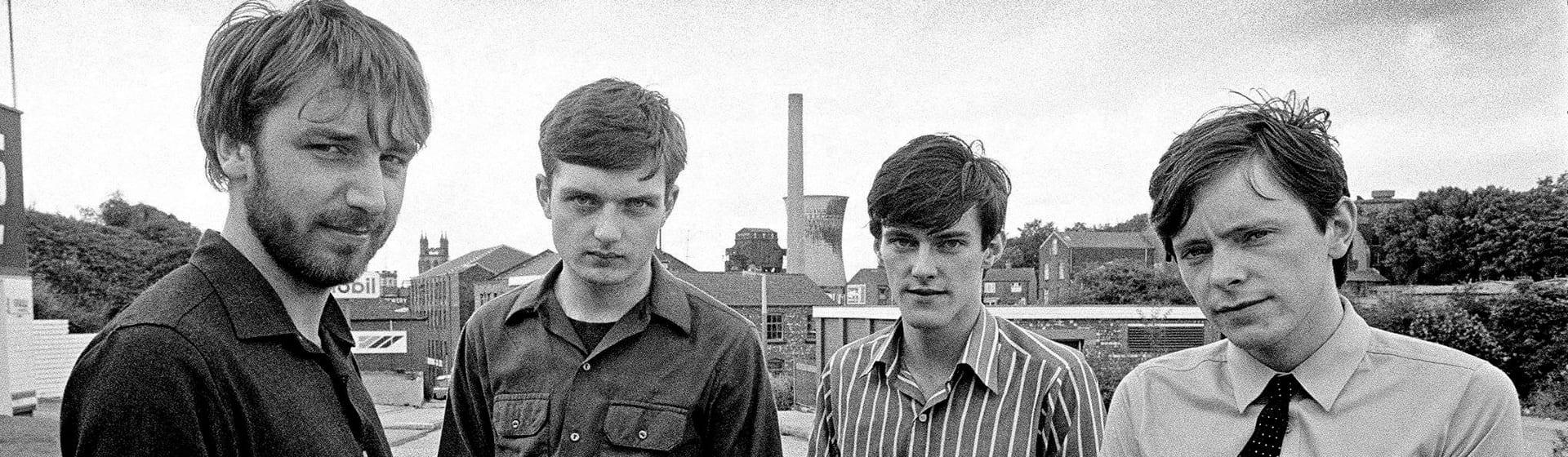 Joy Division - Мерч и одежда с атрибутикой