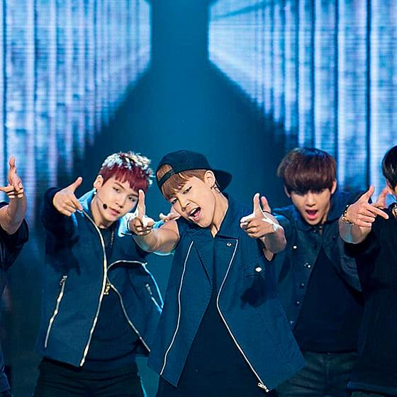 K-pop одежда