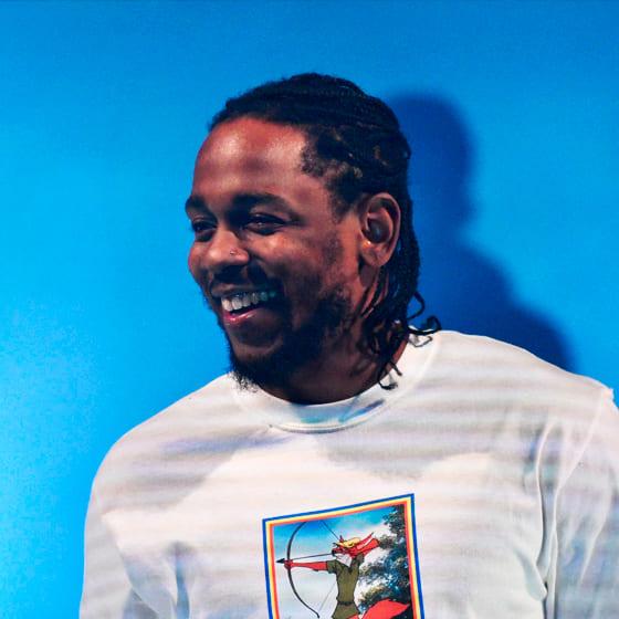 Демисезонные куртки Kendrick Lamar