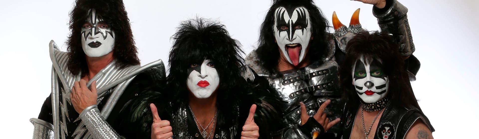 Kiss - Мерч и одежда с атрибутикой