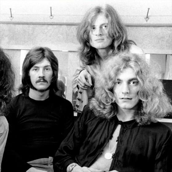 Кухонные скатерти Led Zeppelin