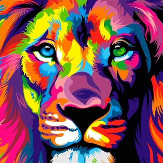 Женские свитшоты со львами