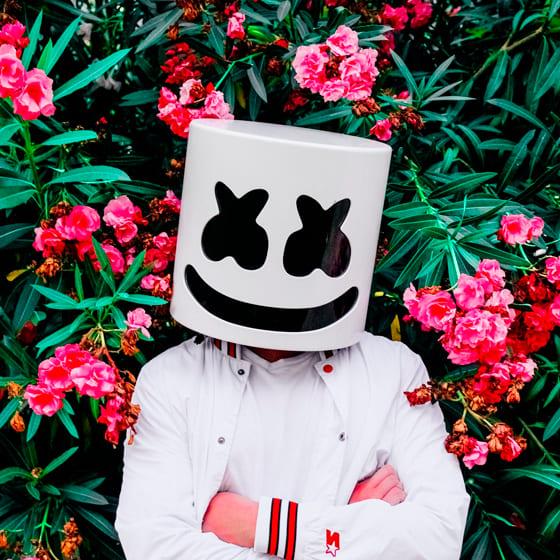 Мужские костюмы Marshmello