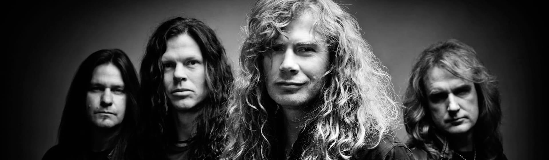Megadeth - Мерч и одежда с атрибутикой