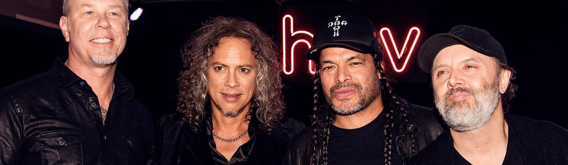 Metallica - Мерч и одежда с атрибутикой