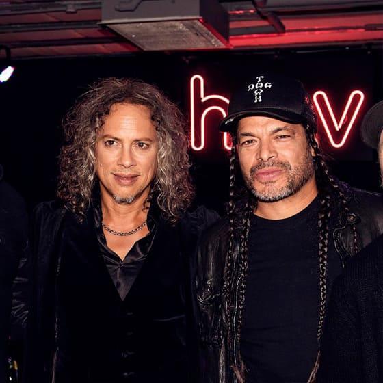 Кепки-снепбек Metallica