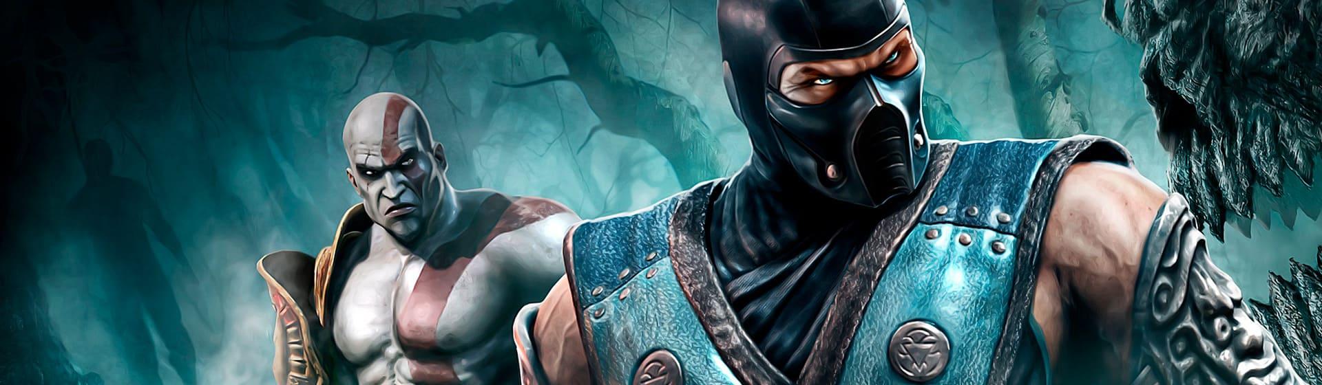 Mortal Kombat - Мерч и одежда с атрибутикой