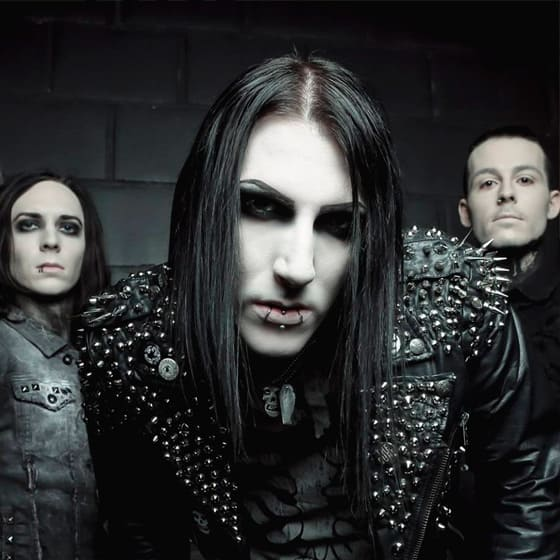 Одежда Motionless in White