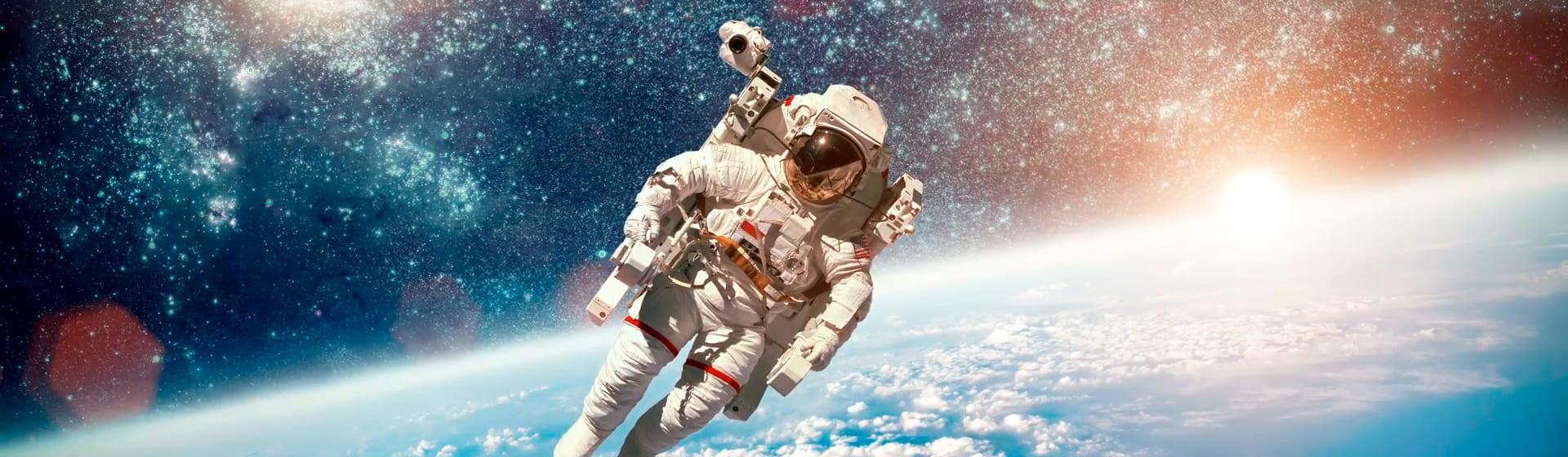 NASA - Мерч и одежда с атрибутикой