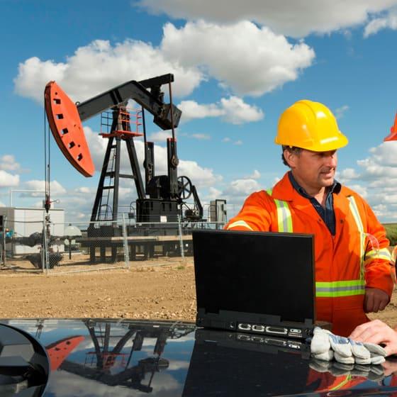 Мужские 3D-лонгсливы для нефтянника