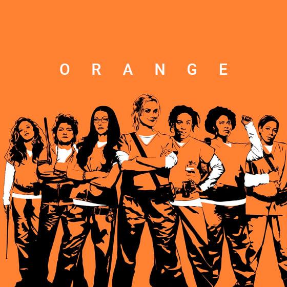 Костюмы Orange Is the New Black