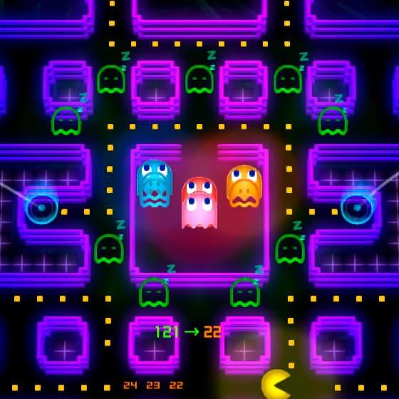Детские юбки Pac-Man