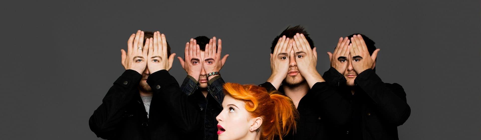 Paramore - Мерч и одежда с атрибутикой