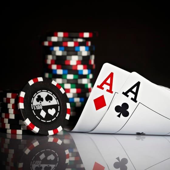 Кепки-снепбек Poker