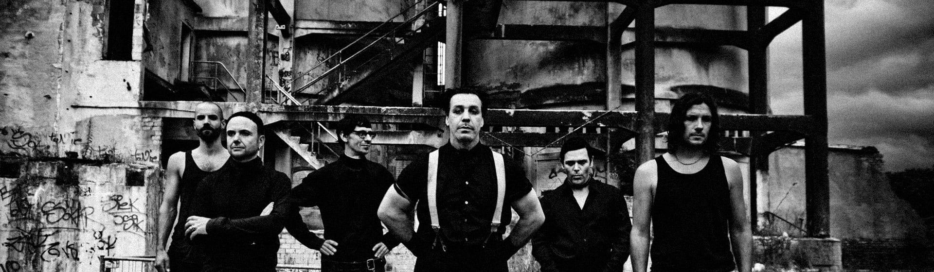 Rammstein - Зимние куртки