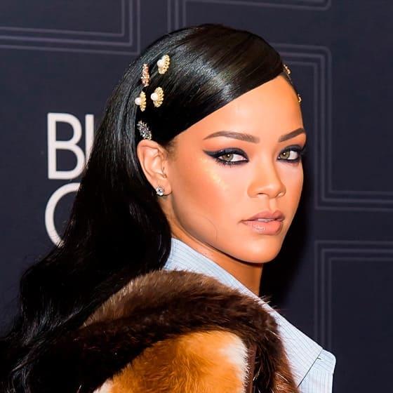 Зимние куртки Rihanna