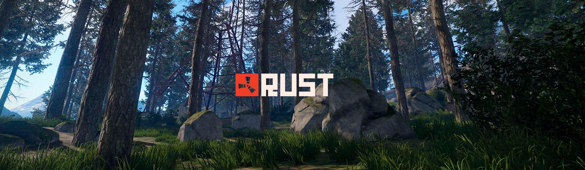 Rust - Мужские костюмы