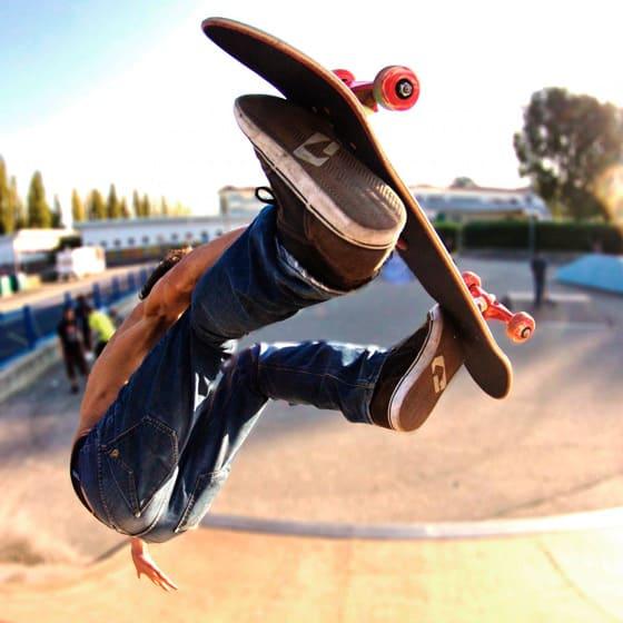 Скейтбординговые мужские 3d-лонгсливы