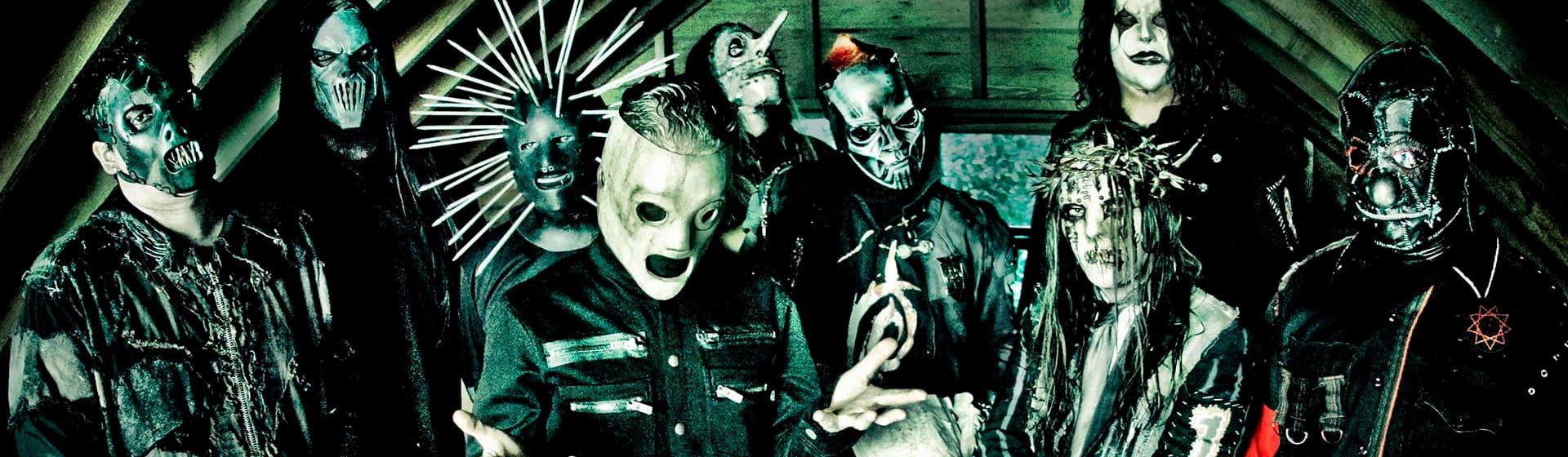 Slipknot - Мерч и одежда с атрибутикой