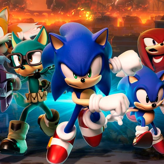 Женские бомберы Sonic the Hedgehog