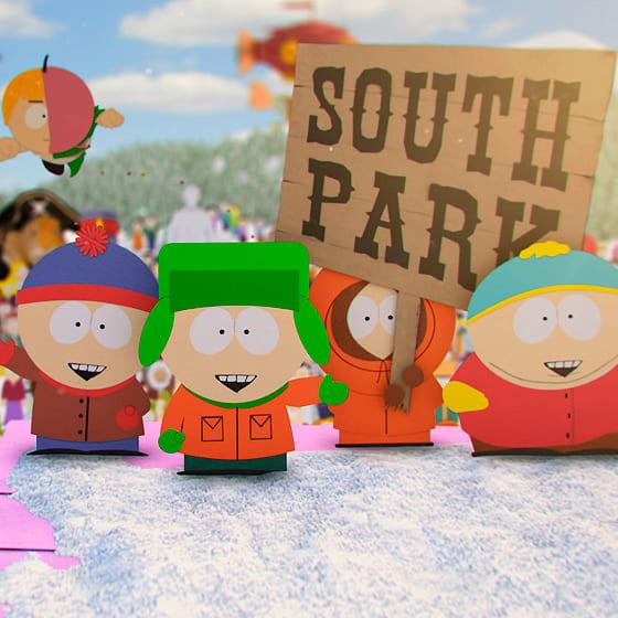 Одежда Южный Парк