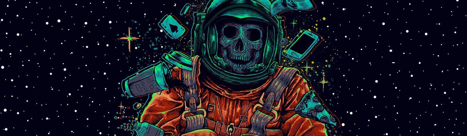 Космос - Шапки