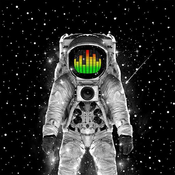 Космические одежда