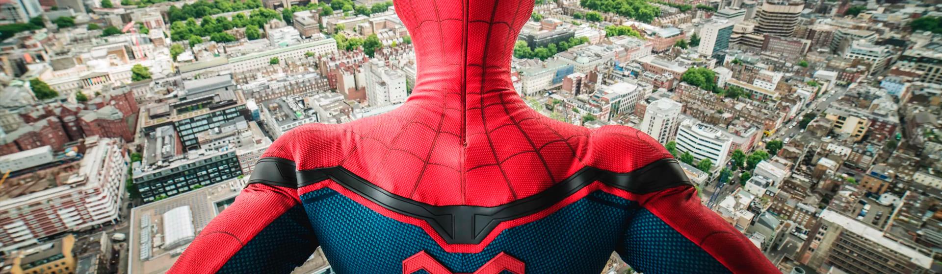 Человек-паук - Мерч и одежда с атрибутикой