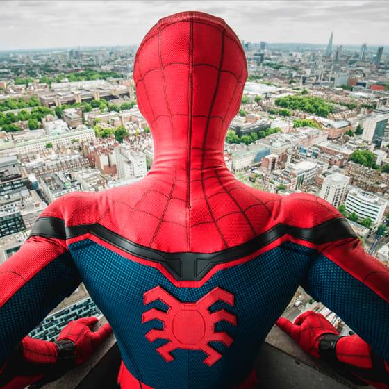 Одежда Человек-паук