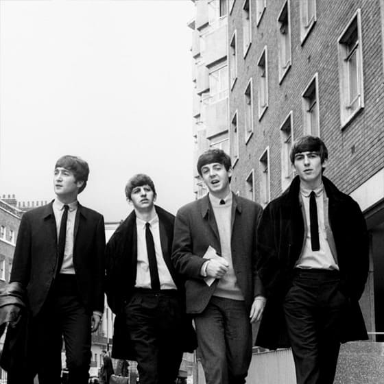 Одежда The Beatles