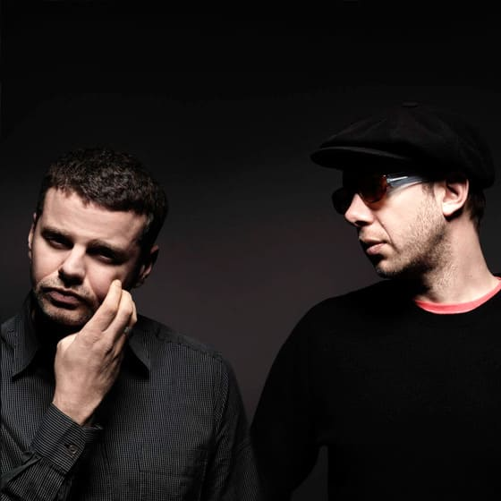 Футболки The Chemical Brothers
