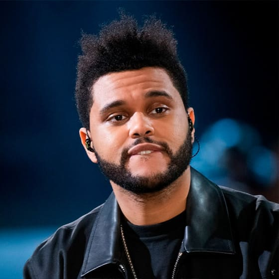 Одежда The Weeknd