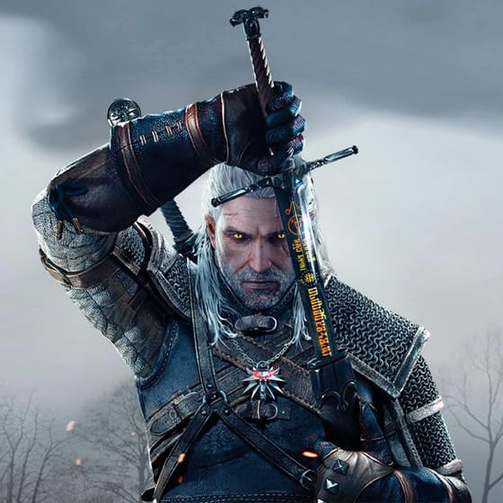 Одежда The Witcher