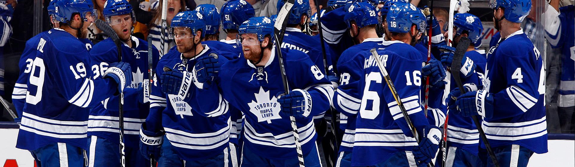 Toronto Maple Leafs - Мерч и одежда с атрибутикой
