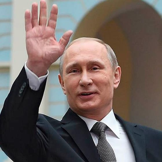 Одежда Владимир Путин