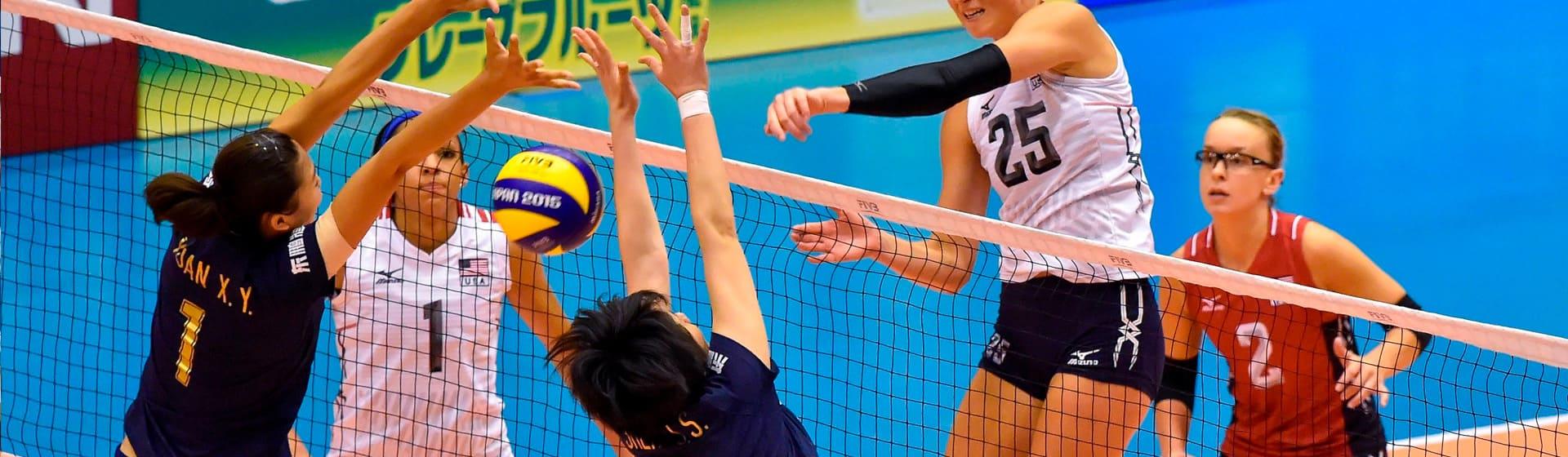 Волейбол - Мерч и одежда с атрибутикой