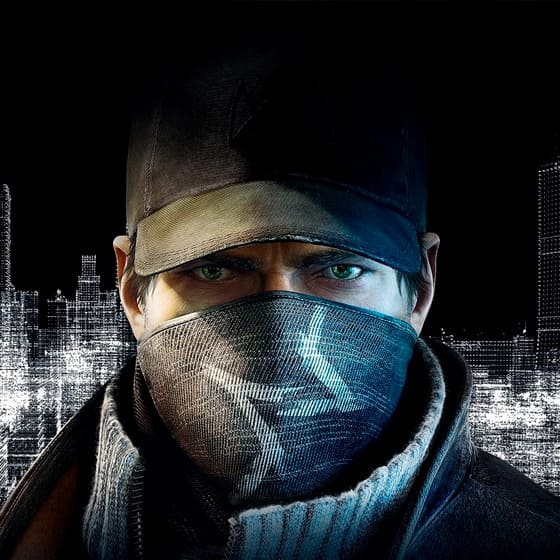 Кепки-снепбек Watch Dogs