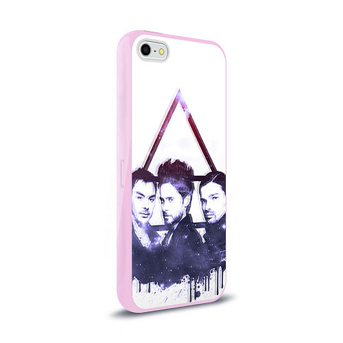 Чехлы для iPhone 5/5s 30 Seconds to Mars