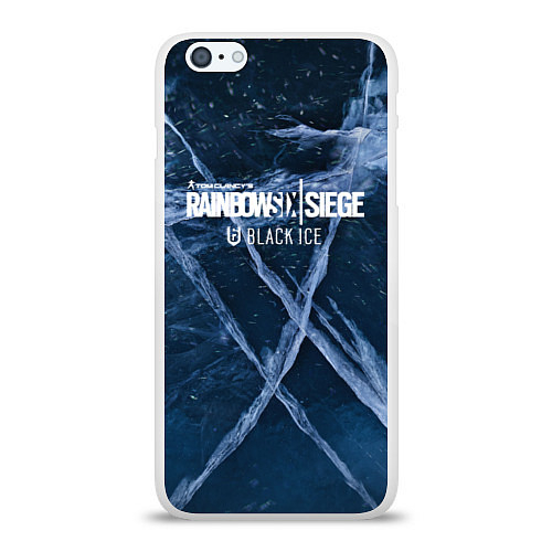 Чехлы для iPhone 6/6s Rainbow Six
